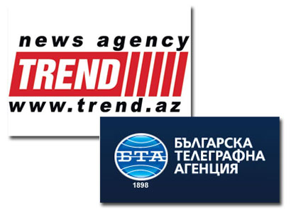 Photo: TREND News Agency and Bulgarian News Agency sign partnership agreement  / Azerbaijan