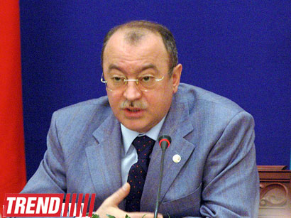 Photo: Azerbaijani emergency situations minister to visit Iran