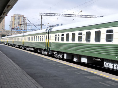 Photo: Azerbaijan Railways ensure growing passenger flow towards Georgia / Economy news