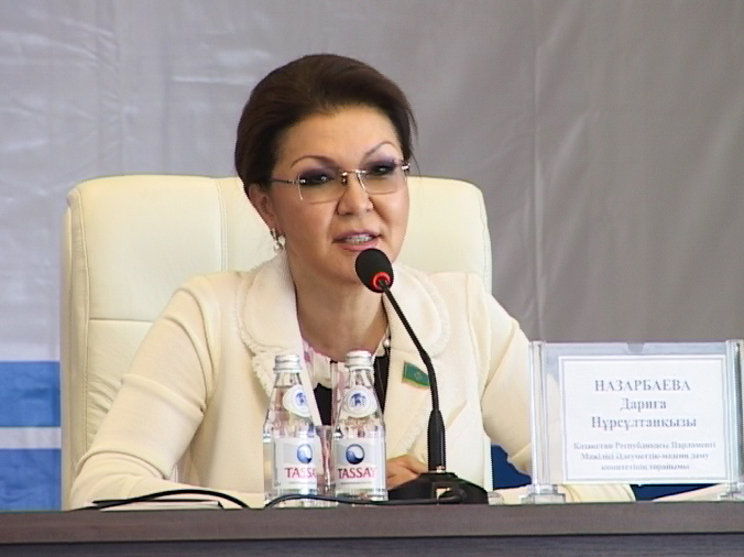 Photo: Kazakh president's daughter to head parliamentary faction of Kazakh ruling party / Kazakhstan