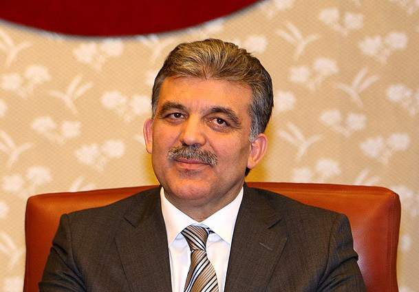 Photo: Turkey's President Abdullah Gul among Time's Top 100 / Turkey