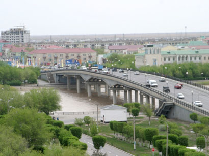Photo: Kazakh Atyrau hosts oil & gas, construction exhibitions / Kazakhstan