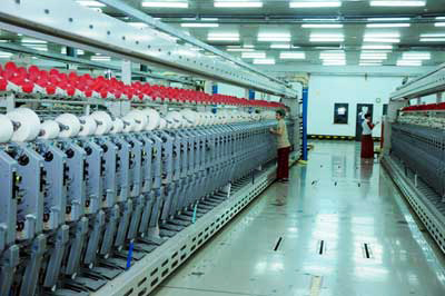 Photo: Second stage of textile production to be launched in Uzbekistan / Economy news