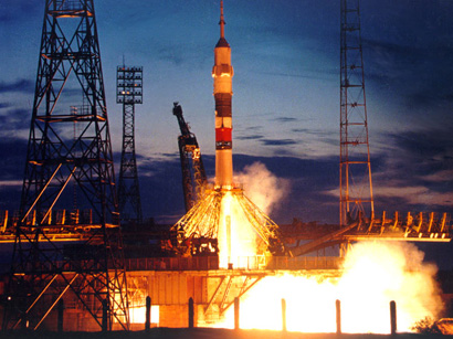 Photo: Russia may stop funding Baikonur Cosmodrome in Kazakhstan / Kazakhstan