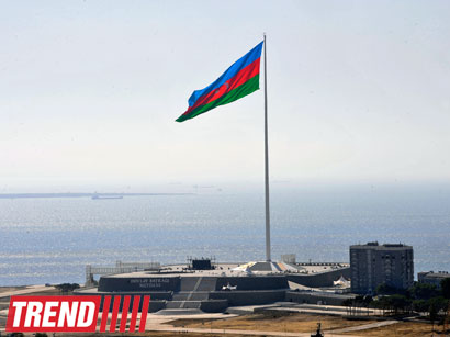 Photo: Azerbaijan marks National Flag Day / Society