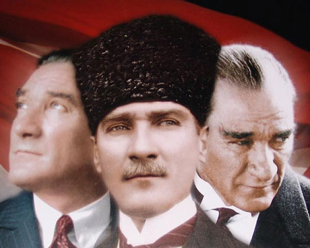 Photo: Turkey remembers founding leader on 74th anniversary of death