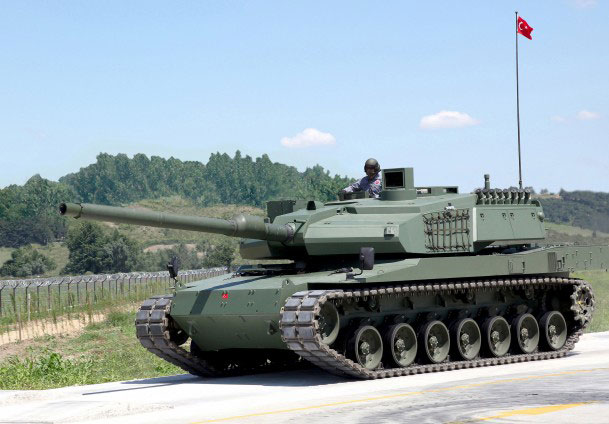 Photo: Altay tank project moves Turkey up a league in defense / Turkey