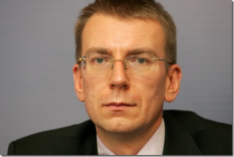 Photo: Latvia's FM to visit Kyrgyzstan / Politics