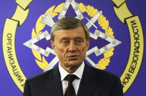 Photo: CSTO Secretary General to visit Armenia / Armenia