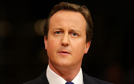 Photo: Britain's Cameron vows to resign if his EU referendum plan blocked / Other News