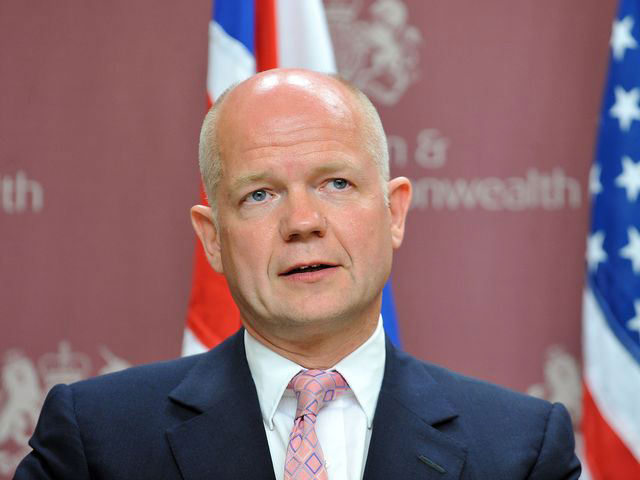 Photo: UK foreign secretary to visit Georgia / Georgia