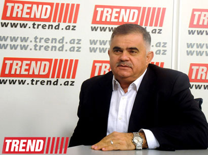 Photo: Geopolitical arrangement between Baku and Tbilisi / Politics