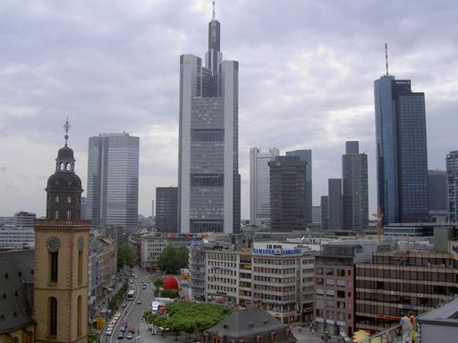 Photo: Frankfurt to host Georgian-German economic forum / Economy news