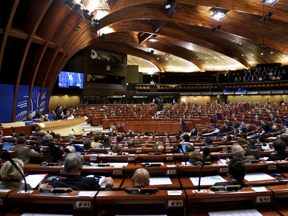 Photo: Revision of Russia's authority in PACE to be discussed