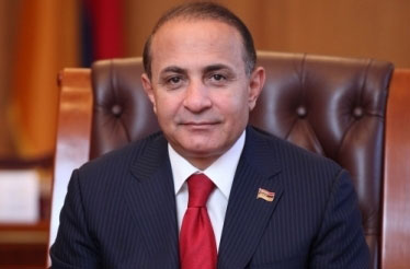 Photo: Armenia's ruling party approves speaker as prime minister / Armenia