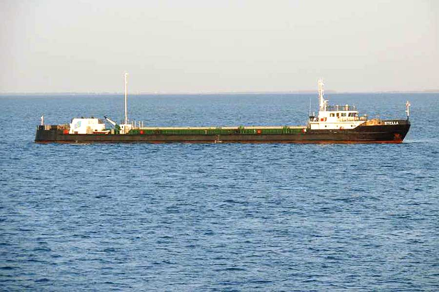 Photo: ADM says unwittingly used sanctioned Iran ship in grain trade / Iran
