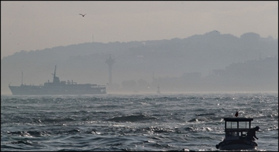 Photo: Several sea voyages cancelled in Istanbul  / Economy news