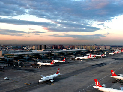 Photo: Construction work on Istanbul's third airport resumed / Economy news