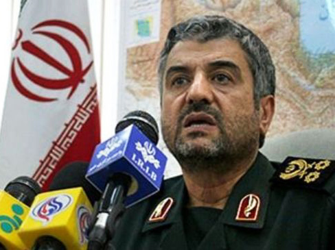 Photo: IRGC commander: Iran foils 11 suicide attacks / Iran