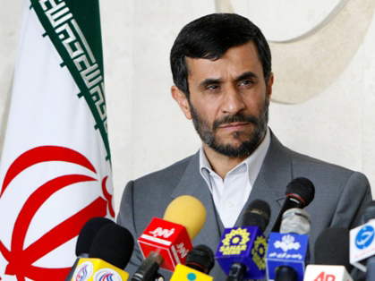 Photo: Ahmadinejad: Massive turnout in presidential election, a heavy blow to enemies / Iran