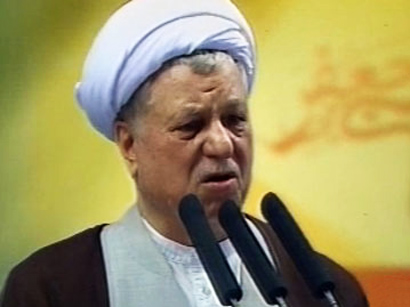 Photo: Rohani must curb impacts of anti-Iran sanctions: Rafsanjani / Iran