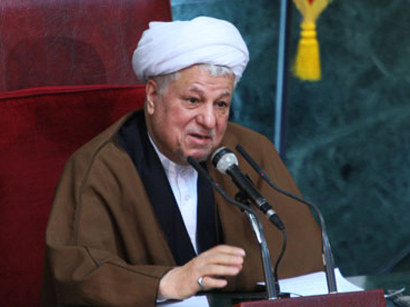 Photo: Iran's Rafsanjani says some critics use criticism as cover for enmity / Iran