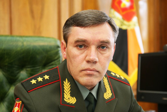 Photo: Russian armed forces general staff chief to visit Azerbaijan / Politics