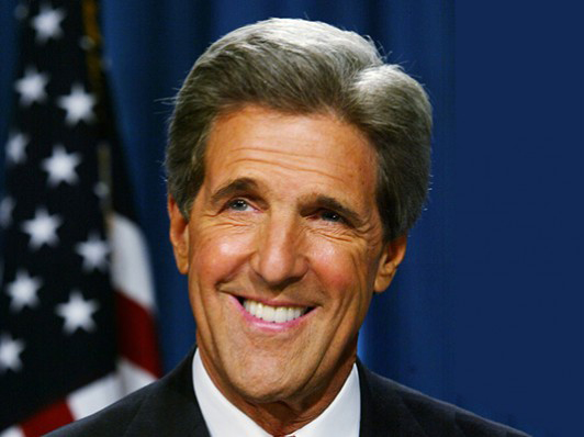 Photo: Kerry to travel to Ukraine Tuesday / Politics