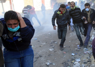 Photo: Five protesters, three soldiers killed in Iraq / Arab World