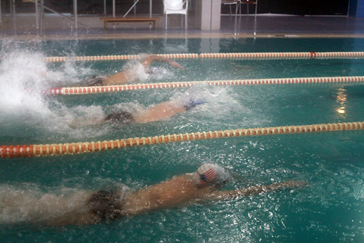 Photo: Azerbaijani swimmer wins license for competing in world championship