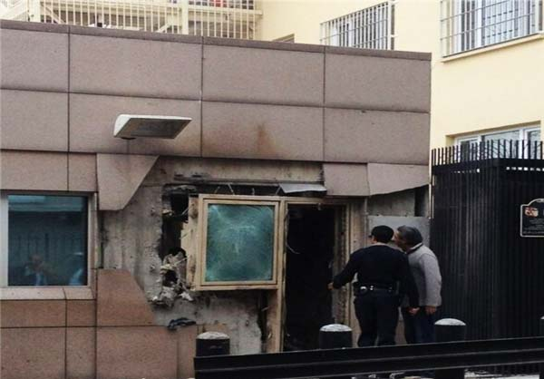 Photo: Three killed in massive explosion in U.S. Embassy building in Turkey (UPDATE) (VIDEO) / Other News
