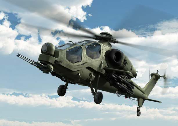 Photo: Azerbaijan to purchase Turkish T-129 ATAK helicopters / Politics