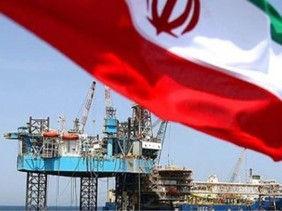 Photo: Iran to launch biggest floating oil export terminal in Middle East / Iran