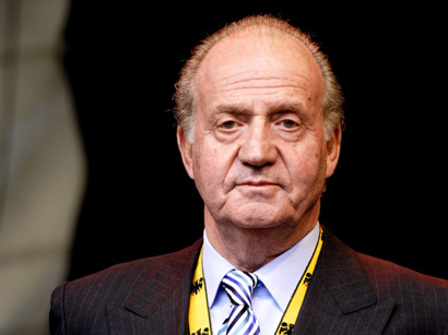 Photo: Spain's King Juan Carlos to abdicate throne / Other News