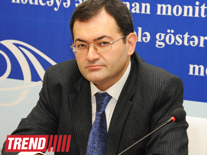 Photo: Azerbaijani youth and sports deputy minister rejects ties with Nursi religious movement / Society