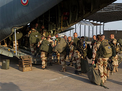 Photo: Georgia ready to participate in EU operation in Mali