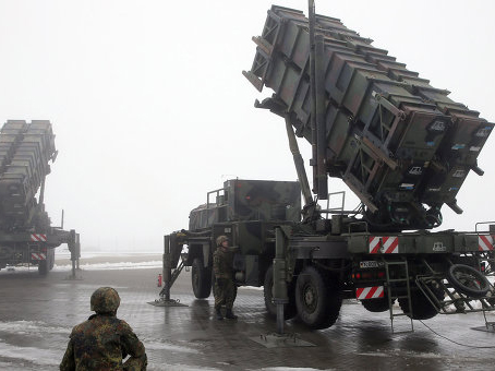 Photo: Germany ready to keep Patriot missiles in Turkey / Turkey