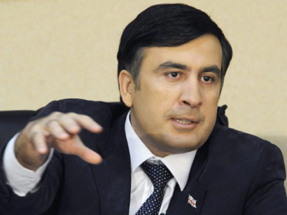 Photo: Georgian ex-president Saakashvili may end up in prison from five to eight years