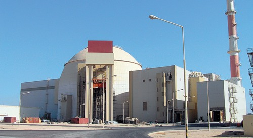 Photo: Iranian top nuclear official: Bushehr reactor most exceptional in world