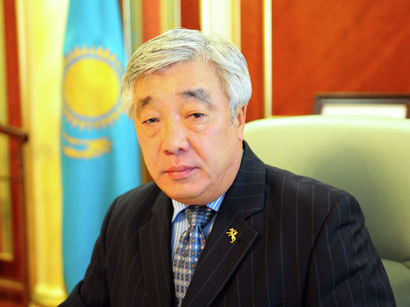 Photo: Kazakh FM plans to visit Azerbaijan / Politics