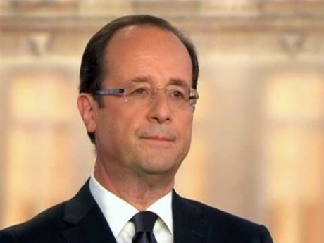 Photo: French president pleased with Georgia's decision to send peacekeepers to CAR / Georgia