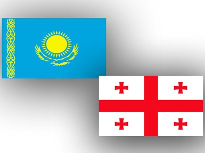 Photo: Georgia, Kazakhstan discuss prospects for intensifying bilateral relations / Georgia