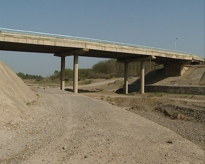 Photo: New road bridge commissioned on Azerbaijani-Iranian border / Economy news