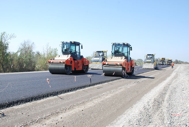 Photo: Over $10 billion spent on development of Azerbaijan's road and transport sector in 10 years