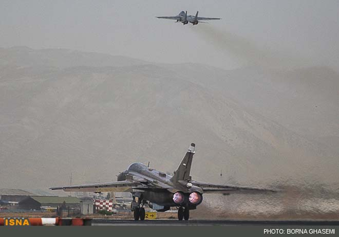 Photo: Iran to unveil new fighter aircraft this year / Iran
