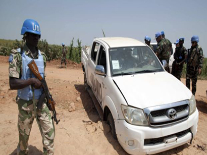 Photo: Civilians injured in clash inside UN base in South Sudan / Other News