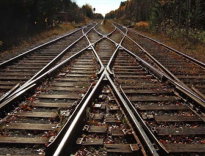 Photo: Iranian, Georgian railways to be linked through Azerbaijan