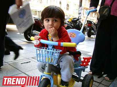 Photo: About a third of Turkey's population consists of children / Society