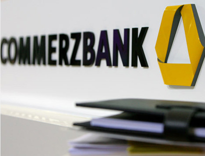 Photo: Commerzbank may pay $600 mln-$800 mln to settle U.S. probe - sources / Iran