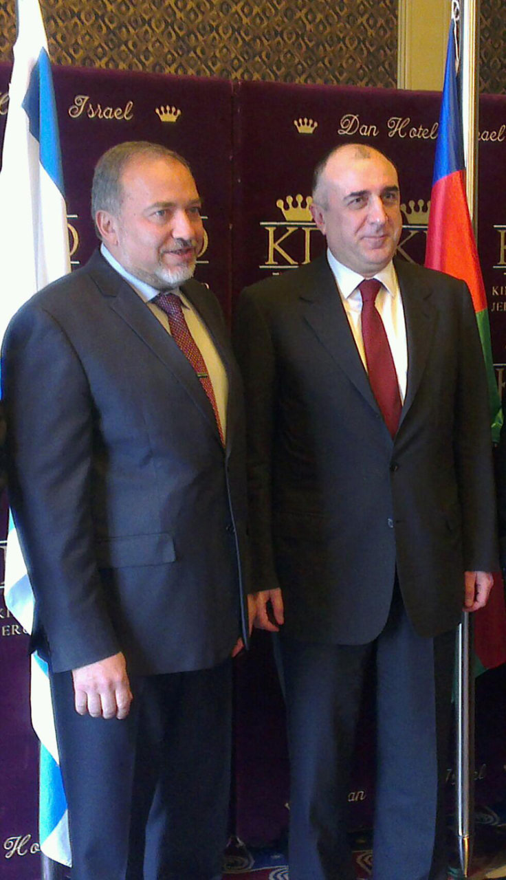 Photo: Knesset: Great potential exists to develop relations between Israel and Azerbaijan / Politics